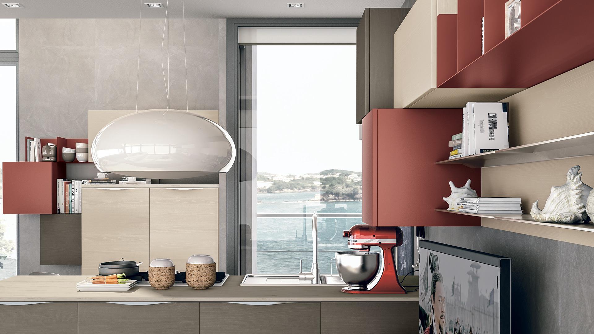 Cucina Immagina - Lube Cucine Reggio Emilia >Cucina >Modena >Parma